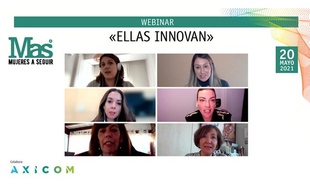 Webinar 'Ellas Innovan'